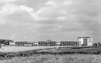 Standard Telecommunication Laboratories in 1964